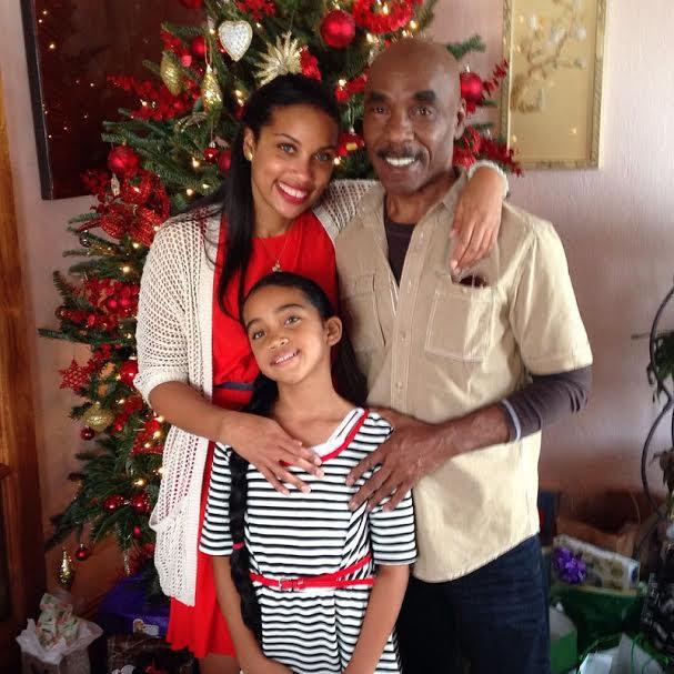 Gaynete Edwards and dad Bermuda (2)
