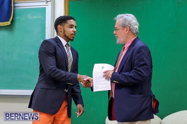 Generation Next Town Hall Bermuda, June 22 2016-3