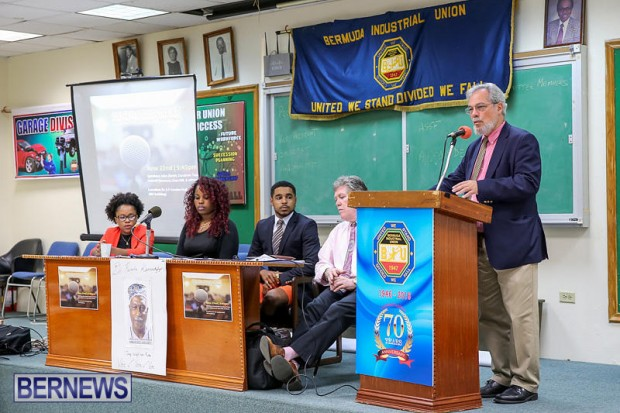 Generation Next Town Hall Bermuda, June 22 2016-4