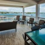 Hamilton Princess Bermuda June 2016 Gold Lounge Suite Terrace
