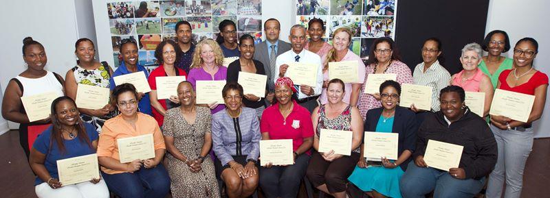 Healthy Schools Award Winners