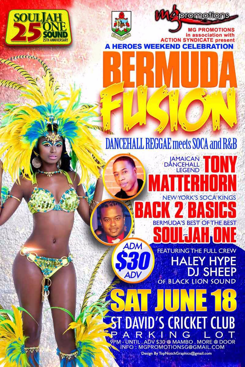 Heroes-Weekend-Celebration-Bermuda-Fusion
