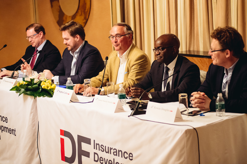 Insurance Development Forum Bermuda June 13 2016