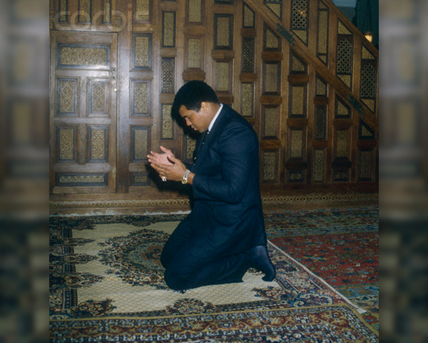 Muhammad Ali Bermuda June 5 2016