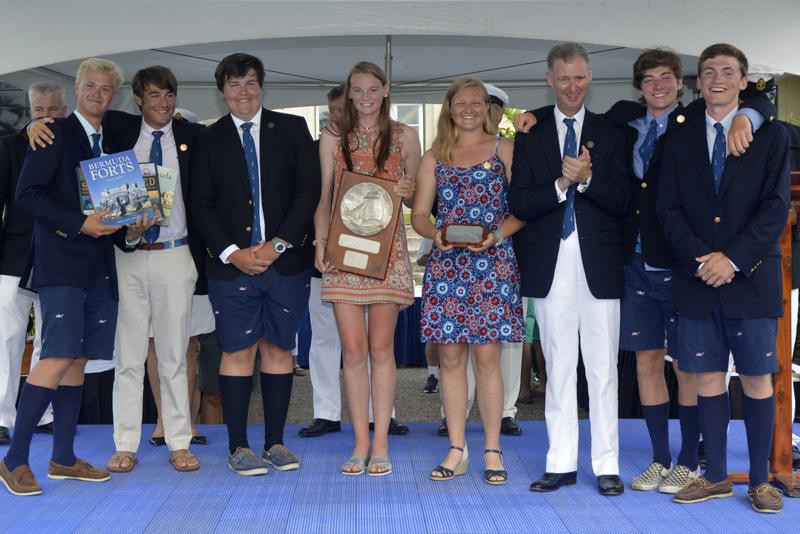 Newport Bermuda Prizes 26 June (2)