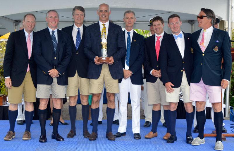 Newport Bermuda Prizes 26 June