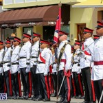 Queen's Birthday Parade Bermuda, June 11 2016-24
