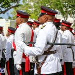 Queen's Birthday Parade Bermuda, June 11 2016-56