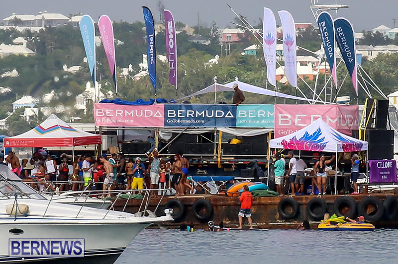 Raft Up Bermuda Heroes Weekend, June 20 2016-8