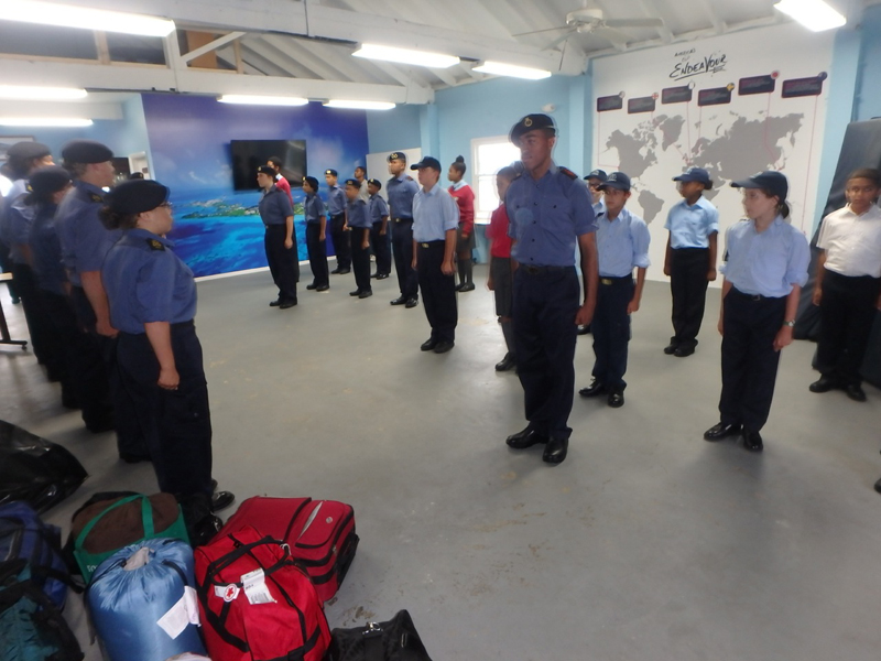 Sea Cadet Award Bermuda June 4 2016 (1)