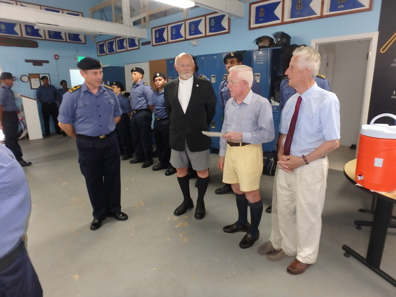 Sea Cadet Award Bermuda June 4 2016 (2)