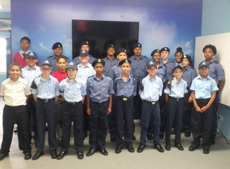 Sea Cadet Award Bermuda June 4 2016 (3)