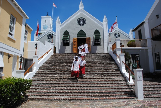 St Peter's Church Bermuad June 12 2016 (1)