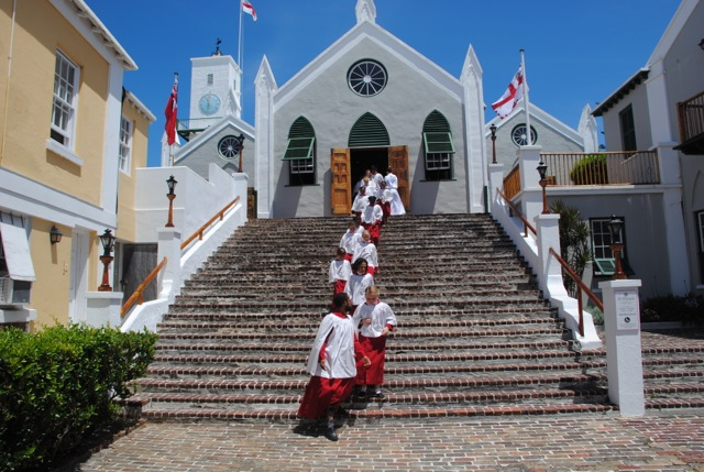 St Peter's Church Bermuad June 12 2016 (2)