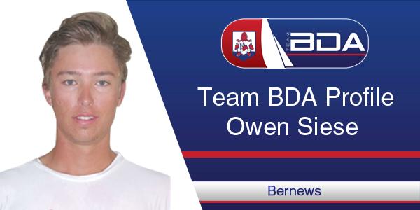 Team BDA Profile Owen Siese