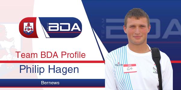 Team BDA Profile Philip Hagen