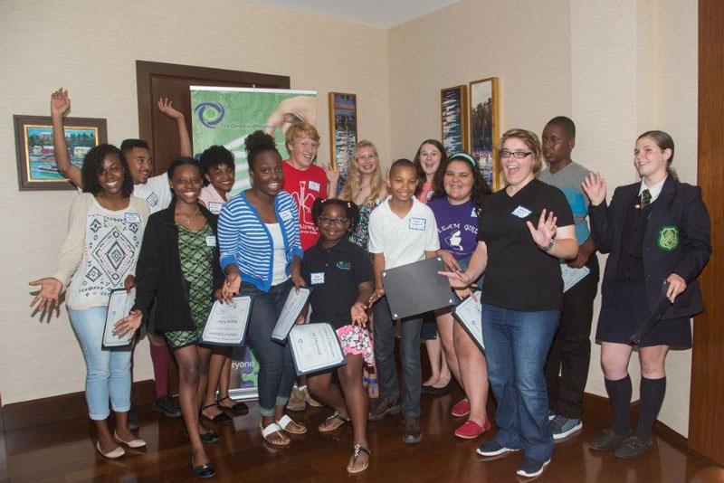 Youth Volunteer Appreciation Event 2016