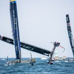 Practice Day 0 at Louis Vuitton America's Cup World Series Chicago