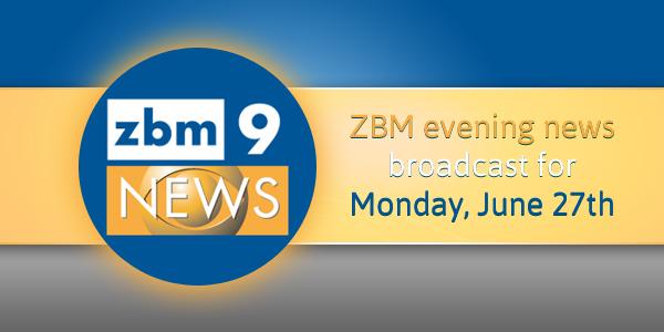 zbm 9 news Bermuda June 27 2016