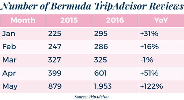 Bermuda TripAdvisor Reviews July 4 2016