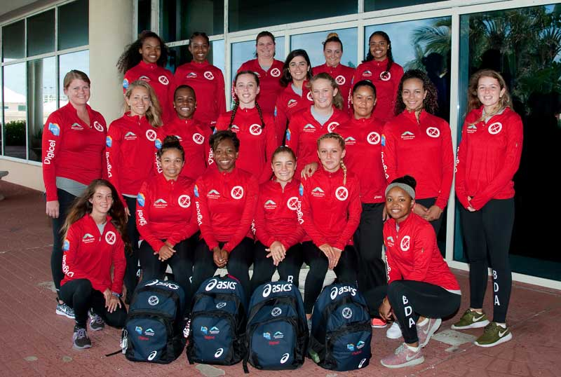 Bermuda Under 21 Women's Field Hockey