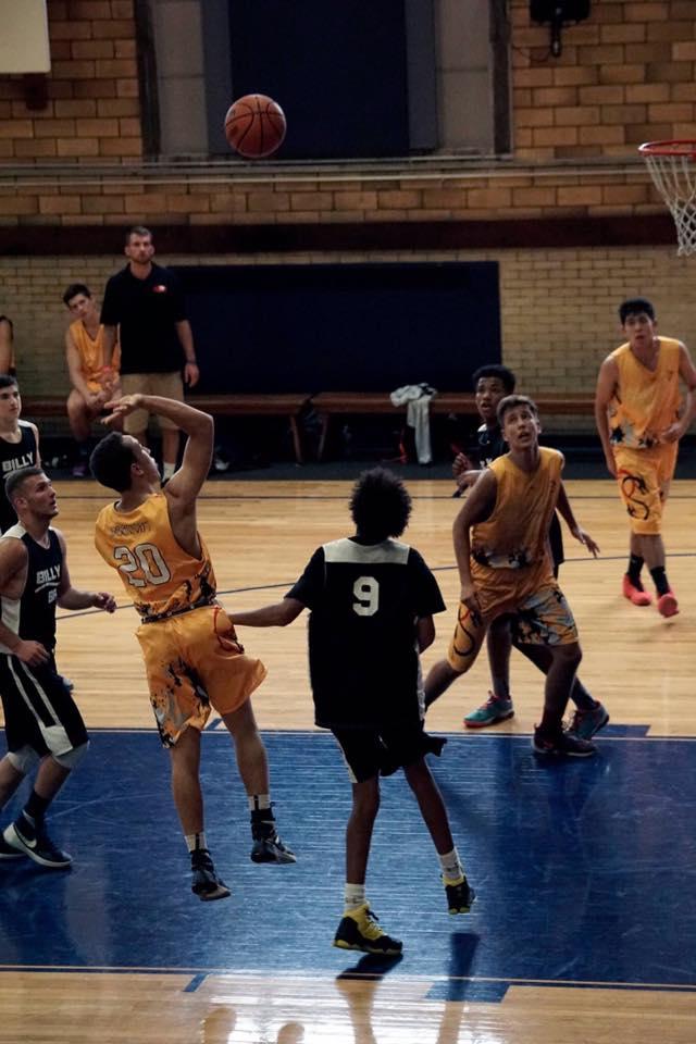 Bryce Gonsalves Global Hoops Bermuda July 2016 1