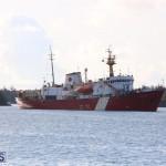 Canadian Coast Guard Ship Hudson Bermuda July 27 2016 (1)