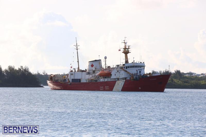 Canadian-Coast-Guard-Ship-Hudson-Bermuda-July-27-2016-1