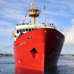 Canadian Coast Guard Ship Hudson Bermuda July 27 2016 (11)
