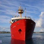 Canadian Coast Guard Ship Hudson Bermuda July 27 2016 (12)