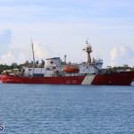 Canadian Coast Guard Ship Hudson Bermuda July 27 2016 (2)
