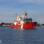 Canadian Coast Guard Ship Hudson Bermuda July 27 2016 (3)