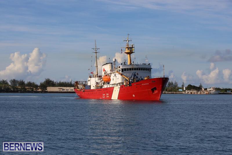 Canadian-Coast-Guard-Ship-Hudson-Bermuda-July-27-2016-3