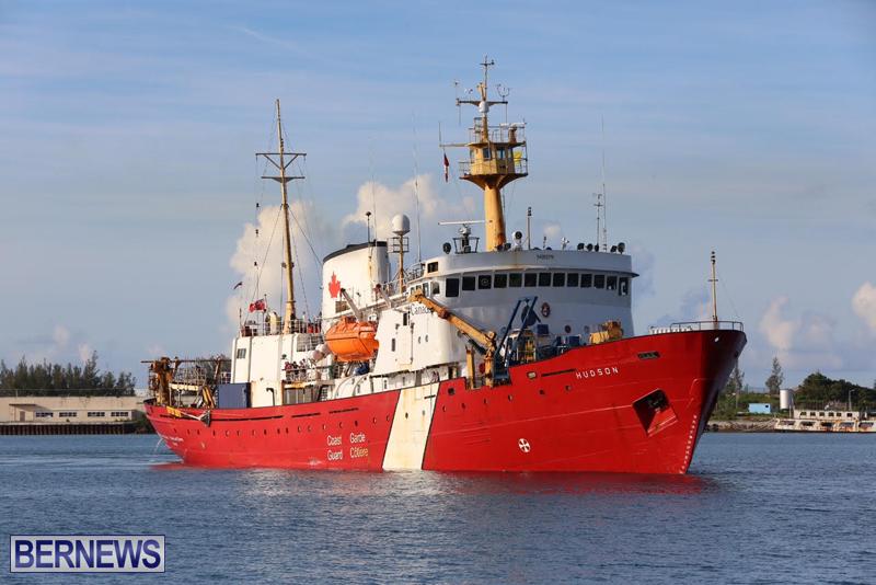 Canadian-Coast-Guard-Ship-Hudson-Bermuda-July-27-2016-5