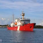 Canadian Coast Guard Ship Hudson Bermuda July 27 2016 (6)