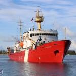 Canadian Coast Guard Ship Hudson Bermuda July 27 2016 (7)