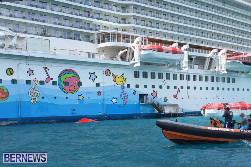 Capsized boat Bermuda July 20 2016 (1)