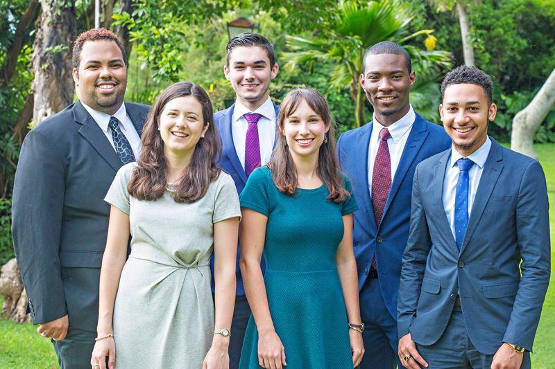 Conyers - Summer Internship Programme Students 2