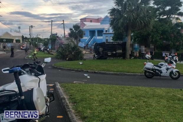 Dock Hill Palmetto Collision Bermuda, July 27 2016-7