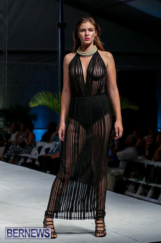 Photos Fashion Festival International Designers Bernews