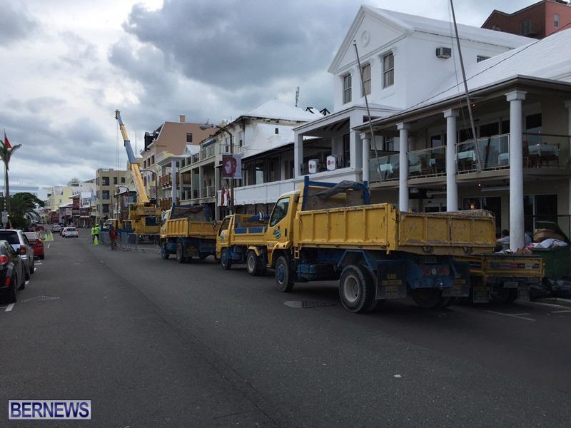 Fire demolition work July 22 (1)