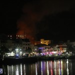 Fire on Front Street Bermuda July 21 2016 (4)