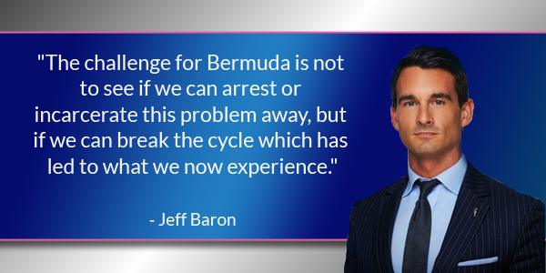 Jeff Baron Bermuda TC July 25 2016