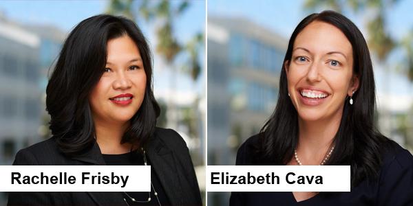 Rachelle Frisby and Elizabeth Cava Deloitte Bermuda July 12 2016
