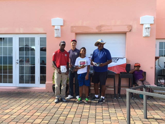 Red Laser July Developmental Tournament Bermuda July 2016
