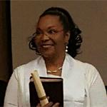 Reverend Eugenia Patricia Dean Bermuda July 6 2016