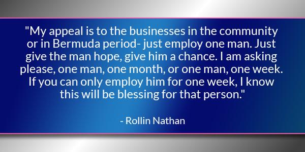 Rollin Nathan Bermuda TC July 5 2016