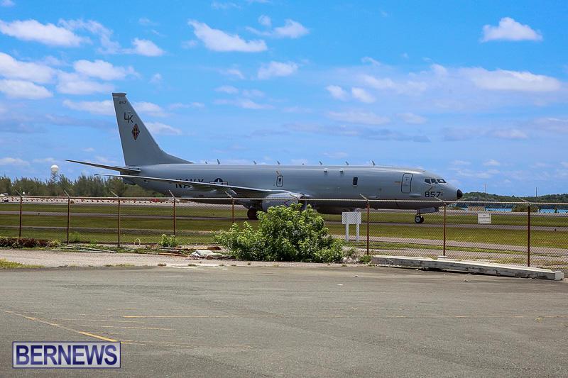 US Navy P-8A Poseidon Aircraft Plane Bermuda, July 22 2016-IG-1