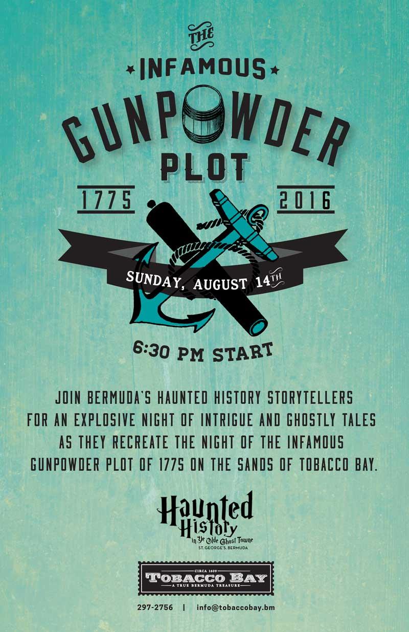 2016-08-14 Gunpowder Plot Reenactment