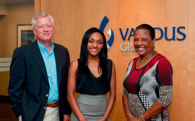 2016 Validus Scholarship Winner